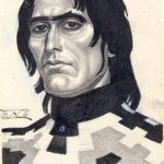 American Indian Portrait