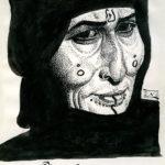Beduin woman