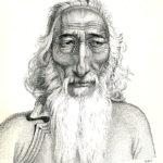 Celestial Ancestor portrait