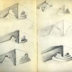 Sketchbook Page Corners