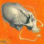 Counterfeited Skull