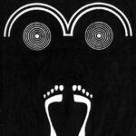 Eyes & Feet motif